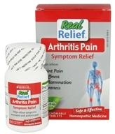 Homeolab USA - Arthritis Pain Relief - 63 Chewable Tablets