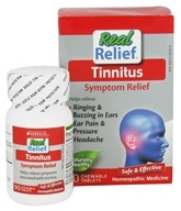 Homeolab USA - Tinnitus Relief - 63 Chewable Tablets