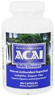 Good 'N Natural - Acai Daily Cleanse Natural Antioxidant Superfood - 90 Capsules