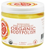 Trillium Organics - Organic Body Polish Pink Grapefruit - 24 oz.