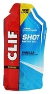 Image of Clif Bar - Shot Energy Gel Vanilla - 1.2 oz.