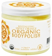 Trillium Organics - Organic Body Polish Sweet Orange - 24 oz.