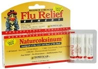 Homeolab USA - Naturcoksinum Flu Relief Maximum Strength Value Pack 6 Unit Doses, from category: Homeopathy