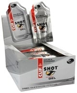 Clif Bar - Shot Turbo Energy Gel with 100mg Caffeine Double Expresso - 1.2 oz. by Clif Bar