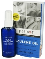 Parissa - Azulene Oil Soothing & Moisturizing After Shaving & Waxing Aftercare - 2 oz. by Parissa