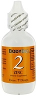 Body Bio - Liquid Minerals Zinc 2 - 2 oz.