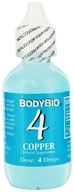 Image of Body Bio - Liquid Minerals Copper 4 - 2 oz. CLEARANCE PRICED
