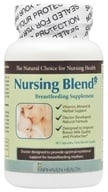 Fairhaven Health - Nursing Blend Breastfeeding Supplement - 90 Capsules, from category: Herbs