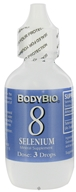 Body Bio - Liquid Minerals Selenium 8 - 2 oz. by Body Bio