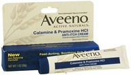Aveeno - Active Naturals Anti-Itch Cream Calamine & Pramoxine HCL - 1 oz.