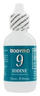 Body Bio - Liquid Minerals Iodine 9 - 2 oz.
