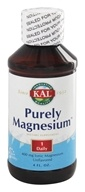 Kal - Purely Magnesium Unflavored 400 mg. - 4 oz. by Kal