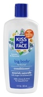 Kiss My Face - Conditioner Big Body Lavender & Chamomile - 11 oz.