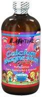 LifeTime Vitamins - Kids' Liquid Calcium Magnesium Citrate Cherry Flavor - 16 oz., from category: Vitamins & Minerals