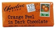 Chocolove - Dark Chocolate Mini Bar Orange Peel - 1.2 oz., from category: Health Foods