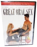 Image of Sinclair Institute - Better Sex Guide To Great Oral Sex - 1 DVD(s)