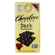 Chocolove - Dark Chocolate Bar Pure Dark - 3.2 oz.