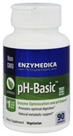Image of Enzymedica - PH Basic 90 Enteric Coated Capsules - 90 Capsules