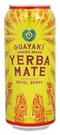 Image of Guayaki - Yerba Mate Revel Berry - 16 oz.