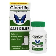 MediNatura - ClearLife Allergy Relief - 100 Tablets