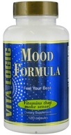 Image of Vita Logic - Mood Formula - 120 Capsules