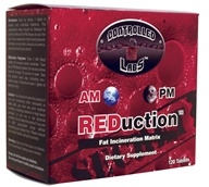 Controlled Labs - REDuction AM/PM Fat Incineration Matrix with Raspberry Ketones - 120 Tablets by Controlled Labs