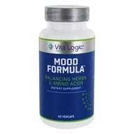 Image of Vita Logic - Mood Formula - 60 Capsules