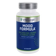 Vita Logic - Mood Formula - 60 Capsules, from category: Nutritional Supplements