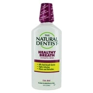 Natural Dentist - Natural Antiseptic Mouth Rinse Cool Mint - 16.9 oz. - $7.34