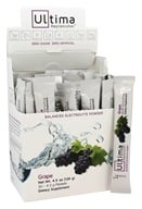 Ultima Health Products - Ultima Replenisher Drink Grape - 30 Packet(s) (853210888810)