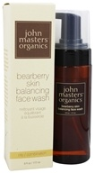 Image of John Masters Organics - Face Wash For Oily Skin Balancing Bearberry - 4 oz.