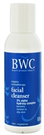 Beauty Without Cruelty - Facial Cleanser 3% Alpha Hydroxy Complex Travel Size - 2 oz. CLEARANCE PRICED