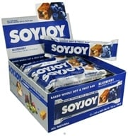 SoyJoy - All Natural Baked Whole Soy & Fruit Bar Blueberry - 1.05 oz., from category: Nutritional Bars