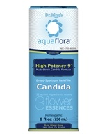 AquaFlora - Candida High Potency 9 - 8 oz.