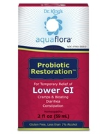 AquaFlora - Restauration Probiotic - once de Probiotic 2 de candida.