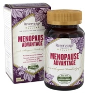ReserveAge Organics - Menopause Advantage - 60 Vegetarian Capsules, from category: Nutritional Supplements