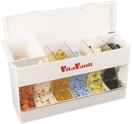 VitaVault - Daily Vitamin Dispenser by VitaVault