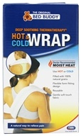 Image of Bed Buddy - Thermatherapy Deep Soothing Hot & Cold Pack White