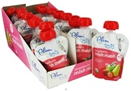 Plum Organics - Tots Mish Mash Organic Fruit Snack Strawberry - 3.17 oz. - $1.49