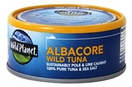 Image of Wild Planet - Wild Albacore Tuna - 5 oz.