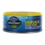 Wild Planet - Wild Skipjack Light Tuna - 5 oz., from category: Health Foods