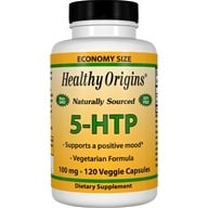 Image of Healthy Origins - 5-HTP Hydroxytryptophan 100 mg. - 120 Capsules