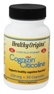 Healthy Origins - Cognizin Citicoline 250 mg. - 30 Capsules, from category: Nutritional Supplements