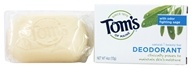 Tom's of Maine - Natural Beauty Bar Deodorant - 4 oz.