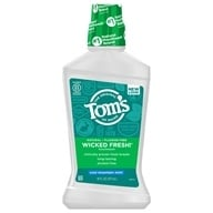 Image of Tom's of Maine - Natural Mouthwash Wicked Fresh Cool Mountain Mint - 16 oz.