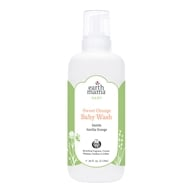 Earth Mama Angel Baby - Body Wash & Shampoo - 34 oz.