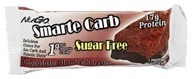 Image of NuGo Nutrition - Smarte Carb Bar Sugar Free Chocolate Black Cherry - 1.76 oz.