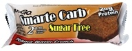 NuGo Nutrition - Smarte Carb Bar Sugar Free Peanut Butter Crunch - 1.76 oz. by NuGo Nutrition