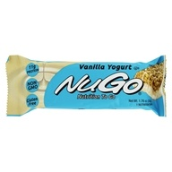 NuGo Nutrition - To Go Protein Bar Vanilla Yogurt - 1.76 oz., from category: Nutritional Bars