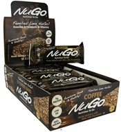 NuGo Nutrition - To Go Protein Bar Coffee - 1.76 oz.